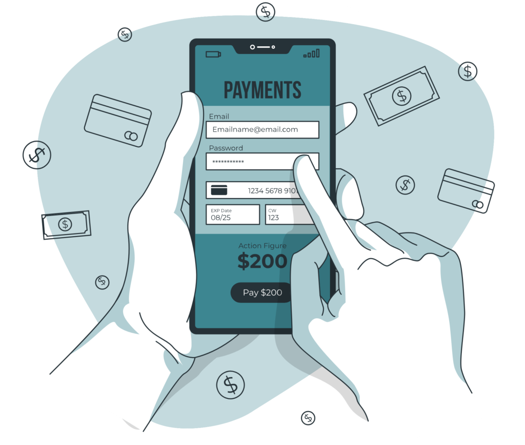 stories Payment Information